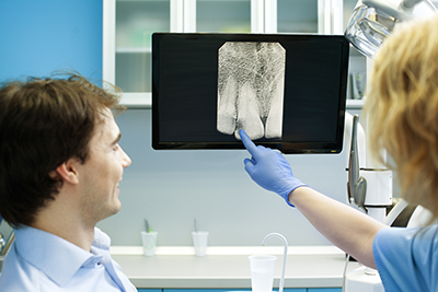 Digital X-rays are offered at Nancy Shiba, DDS